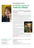 le dossier de presse. - Federica MATTA - Page 4