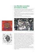 le dossier de presse. - Federica MATTA - Page 6