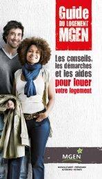 Le Guide du Logement 2013 (PDF - 2,1 Mo) - MGEN