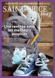 Magazine Septembre 2011 - Saint-Brice-sous-Forêt