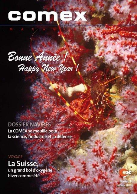 télécharger COMEX Magazine n°9