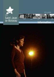 Saint-Jean-de-Boiseau information n°141 - Avril 2013