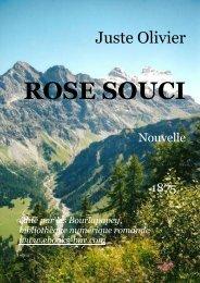 ROSE SOUCI - Bibliothèque numérique romande