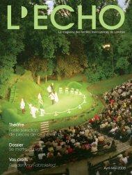 Resident non-domiciled - L'ECHO, le magazine des familles ...