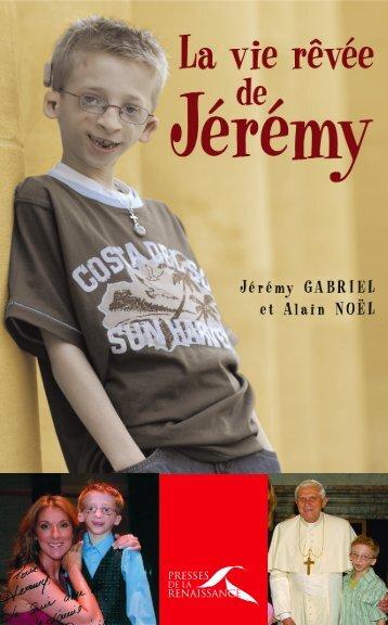 Plaquette Jérémy1 - Jérémy Gabriel