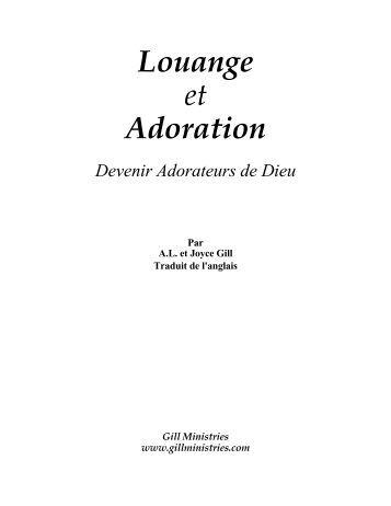 Louange et Adoration - Alleluia France