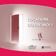 Locataire, ouvre-moi ! par Marie Claire Sansregret et Gilles Landry