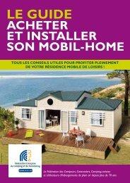 guide acheter et installer son mobil-home - Fédération Française de ...