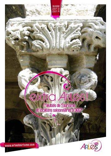 Le guide des locations saisonnières à télécharger (.pdf) - Arles