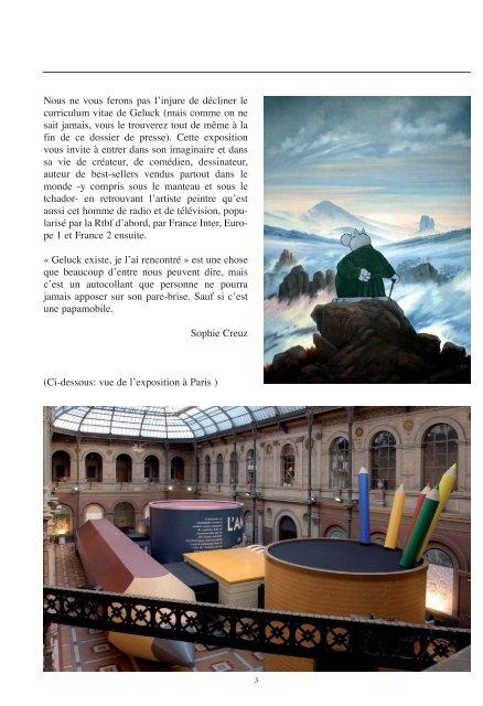 LE CHAT S?EXPOSE - Les Champs Libres