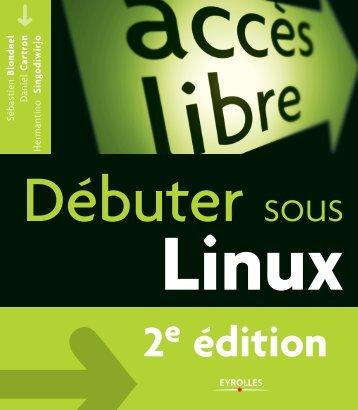 Debuter sous Linux