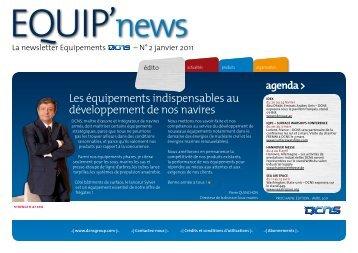 Les équipements indispensables au développement ... - Equip'news