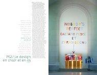 P52/ Le design en chair et en os - Ecole supérieure d'art et design