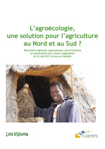 L'agroécologie, une solution pour l'agriculture au Nord et au Sud ?