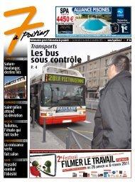 Les bus sous contrôle - 7 à Poitiers