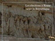 6H3-T1-TD2-Les élections à Rome sous la République (diaporama)