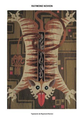 RAYMOND NOVION - le Ko Art contemporain Huelgoat