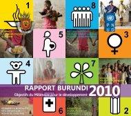RAPPORT BURUNDI