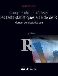 Comprendre et réaliser les tests statistiques à l'aide de R - Pages ...
