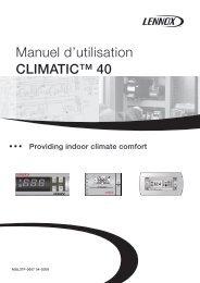 Groupe électrogène R44 Manuel Dutilisation Sdmo