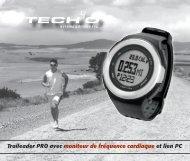 Traileader PRO avec moniteur de fréquence cardiaque et ... - Tech4o