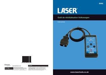 Outil de réinitialisation Volkswagen - Laser Tools
