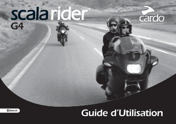 scala rider G4 FR - Cardo Systems, Inc