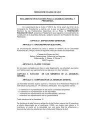 FEDERACIÓN RIOJANA DE HALTEROFILIA - Gobierno de La Rioja