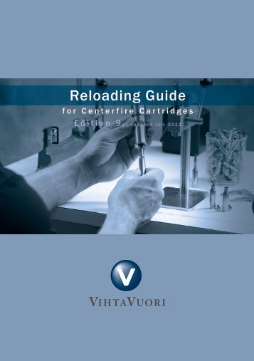 Updated july 2011 reloading guide - Free
