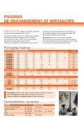 métallurgie des poudres - Aubert & Duval - Page 4
