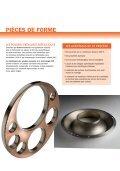 métallurgie des poudres - Aubert & Duval - Page 5