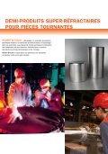 métallurgie des poudres - Aubert & Duval - Page 6