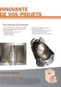 métallurgie des poudres - Aubert & Duval - Page 7
