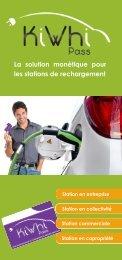 La solution monétique pour les stations de rechargement - KiWhi