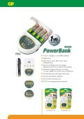 PowerBank Rechargeable Batteries - Karimex - Page 6