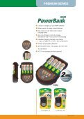 PowerBank Rechargeable Batteries - Karimex - Page 7