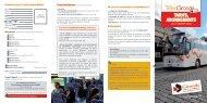 Plaquette Tarifs Abonnements au 1er janvier 2013 - Transgironde