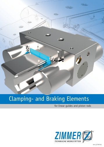 Clamping- and Braking Elements - Zimmer GmbH