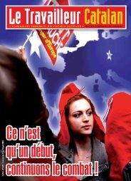 l'hebdomadaire communiste des pyrénées-orientales * pour des ...