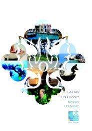 Les îles Paul Ricard - Var