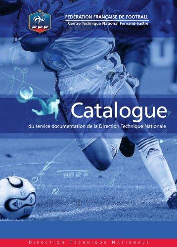Catalogue - Fédération Française de Football