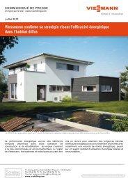 Viessmann - Agence Nicole Schilling Communication