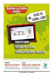 locale : la SBTM - Département de Saône-et-Loire