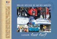 Douaniers et skieurs de haut niveau - Douane