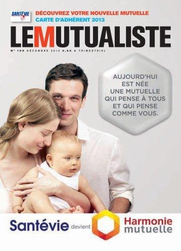 Magazine de décembre 2012 - UMT