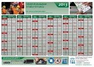 Calendario GEIE 2013 ITA-FRA.indd - Autoroutes et Tunnel du Mont ...