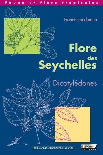 Flore des Seychelles : dicotylédones - IRD