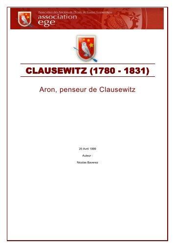 Dossier Clausewitz - Base de connaissance AEGE