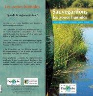 Zones humides - Communauté de communes du Pays d'Iroise
