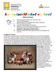 octobre 2012 - École Saint-Michel - Commission scolaire des ...
